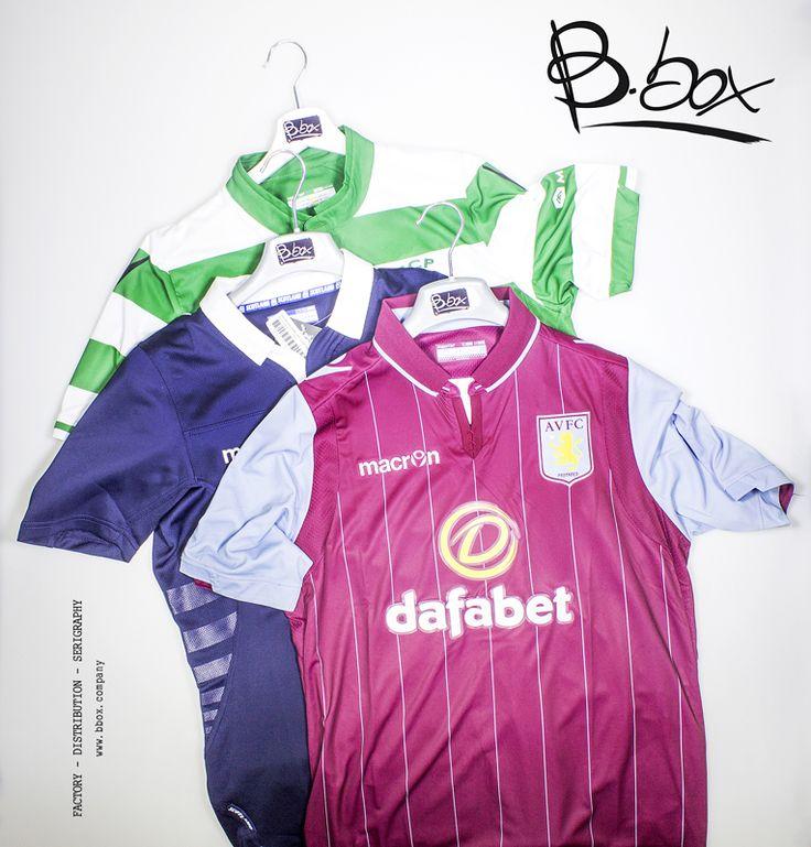 Maglie da calcio ufficiali, presso B.box Store #bbox #store #sport #negozio #cento #italy#serigraphy #distribution #factory #macron #jersey #