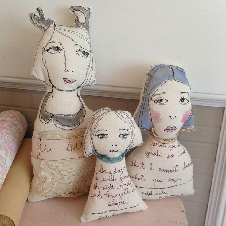 Poetic Art Dolls - Jenny Doh