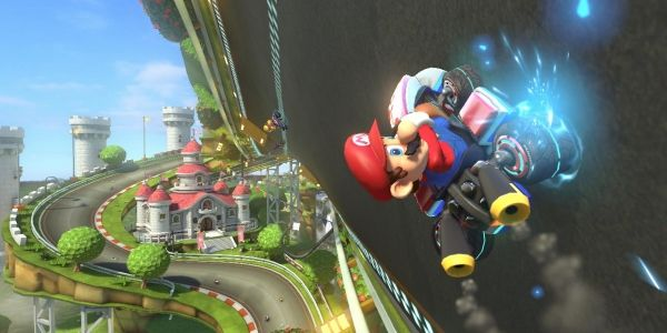 Why Mario Kart 8 is NOT more of the same -