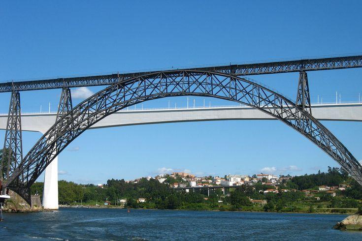 Le pont Maria Pia