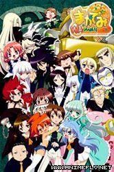 Macademi Wasshoi! Online HD - AnimeFLV