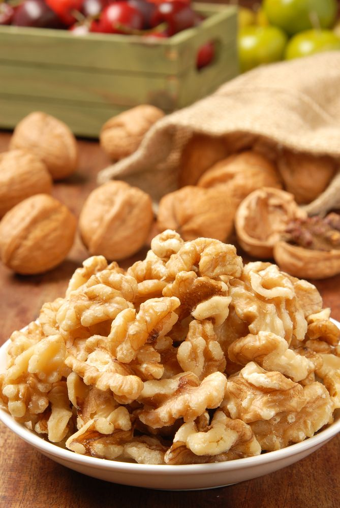 Other foods. Nuts