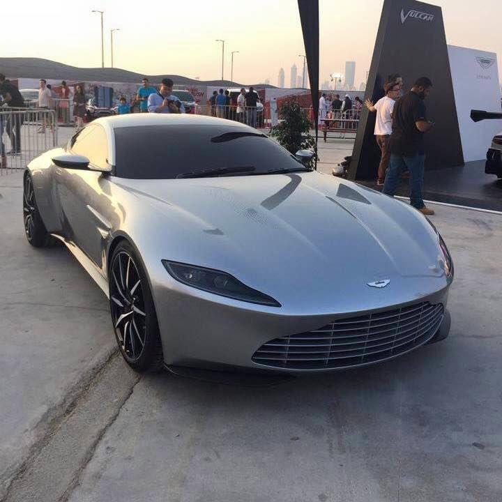 Any 007 fans??? #AstonMartin #DB10 #JamesBond #007