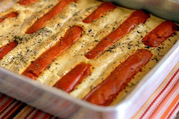 Bilde - Hot Dog Pie