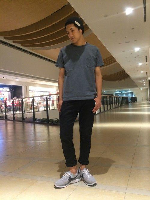 AVIREX ららぽーと横浜 | ヤッシーさんの「AVIREX AVI-ニット帽」を使ったコーディネート