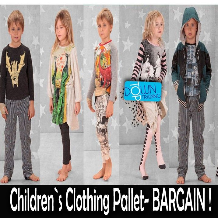 604bd28357 Buy Wholesale UK Branded Children's Clothing *Lowest Prices (from £1 ...