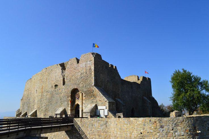 Neamț Citadel, Târgu Neamț, Neamț County, Romania.