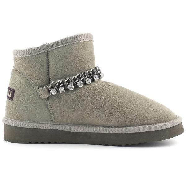 Mou Short Jewel Cowboy Boots Corda - MOU