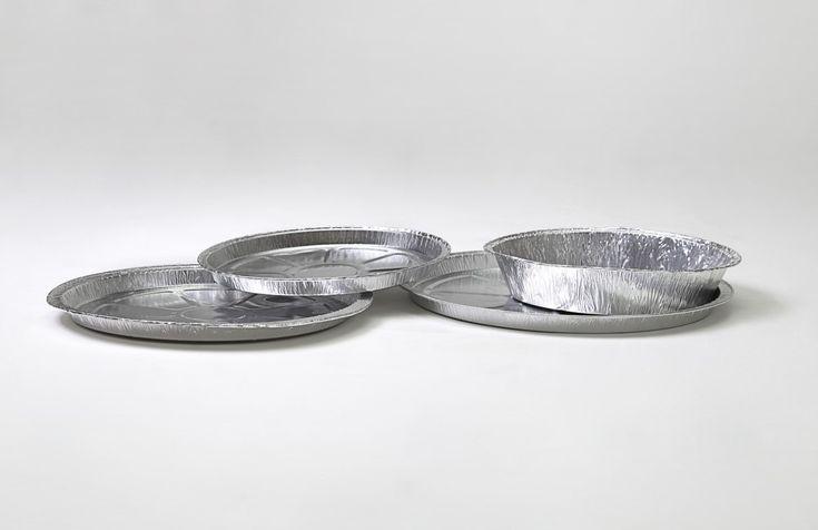 Contenitore rotondo in alluminio - Imballaggi Alimentari Roberto Ridolfi srl