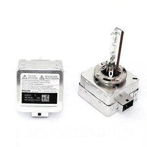 PHILIPS D3S 42302 – XenStart Standard OEM Xenon Ampoule: Les lampes au Xénon standard produisent une lumière similaire à la lumière du jour…