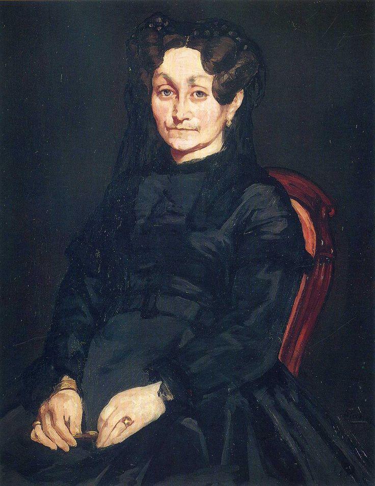 Olympia - Edouard Manet - WikiArt.org
