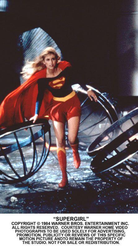 """Helen Slater """"Supergirl."""""""