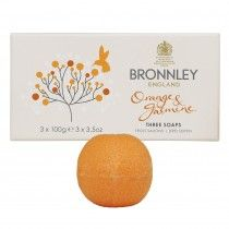 Citrus Collection - Orange & Jasmine - Soap