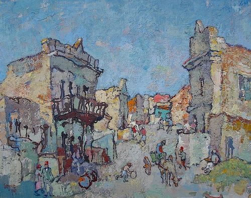 gregoire boonzaier paintings - Google Search