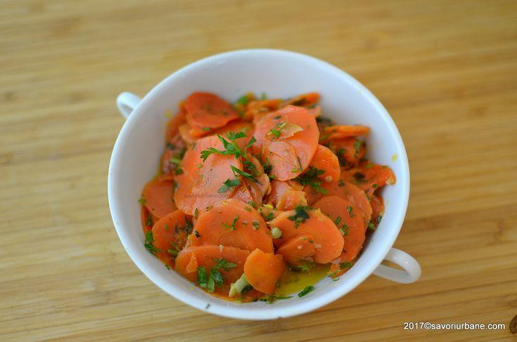 cel mai bun sote de morcovi reteta unt usturoi patrunjel