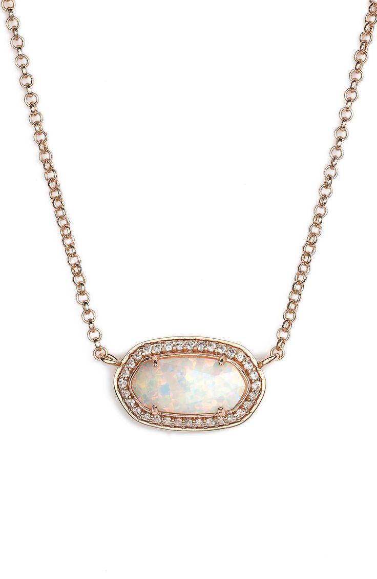 Kendra Scott 'Eloise' Pendant Necklace                                                                                                                                                      More