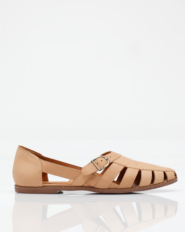Caesar in Natural Jeffrey Campbell. Summer Sandals ...