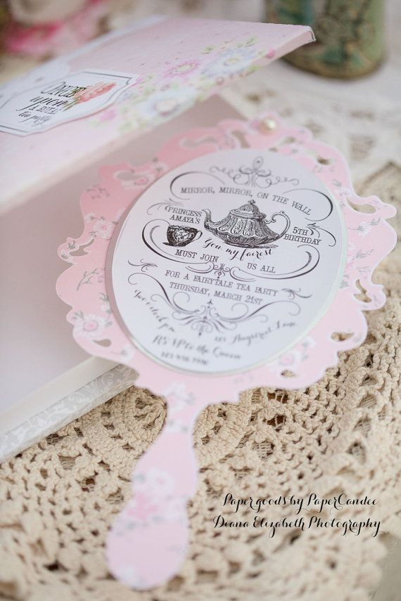 Best 25 Tea party invitations ideas only on Pinterest Tea