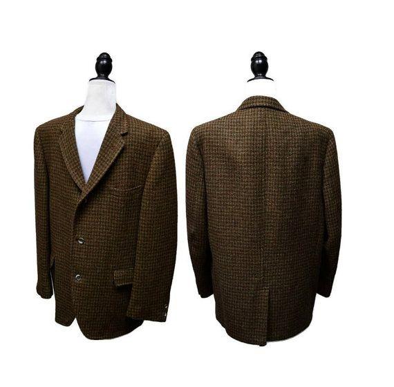 20 best mechanicals images on pinterest midsummer nights dream harris tweed sport coat vintage 60s size 44 regular brown sciox Choice Image