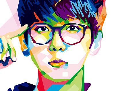 "Check out new work on my @Behance portfolio: ""Baekhyun"" http://on.be.net/1OYd1UG"