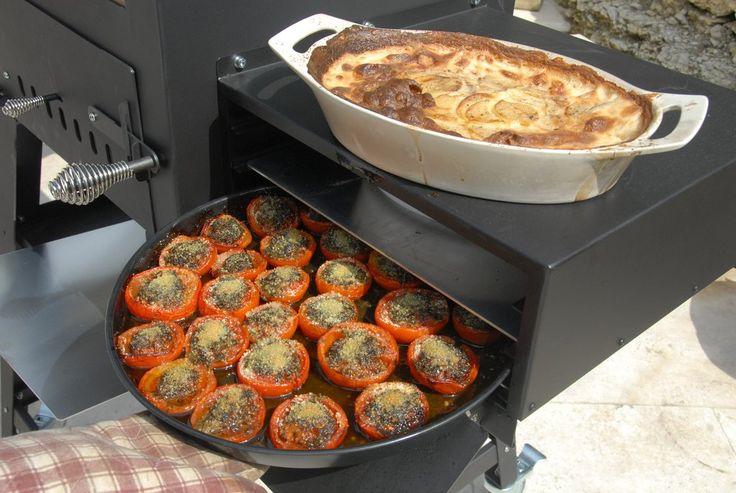 L'Art Du Jardin Le Boulanger Wood Fired Outdoor Pizza Oven � Patio & Pizza