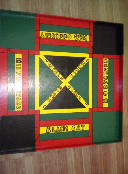 Black Cat Sound System Jamaican