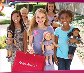 American Girl Atlanta is definitely for the little girl in your life! Located in Alpharetta, GA, this place is more than a store, they have a doll hair salon, a dining Bistro plus they host a calendar of special events.  You can book parties here as well!!  Thinking of moving to Alpharetta?  I would enjoy helping you, visit me at www.amiebozeman.net.