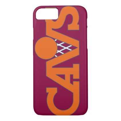cavs iPhone 8/7 case - diy cyo personalize design idea new special custom