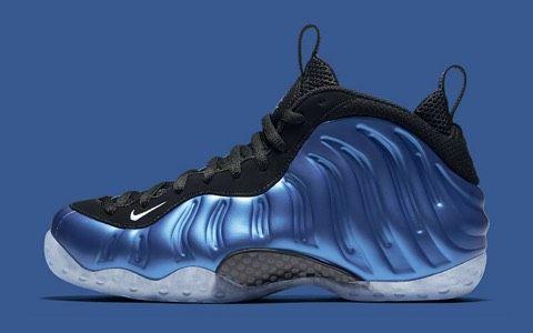"""Nike Foamposite One """"Royal"""" Release: Dec 15, 2016 (via: @unld)"""
