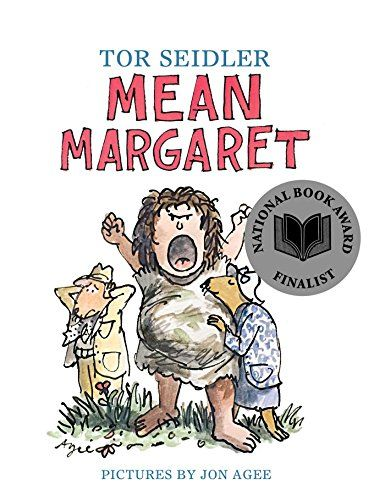 Mean Margaret by Tor Seidler http://www.amazon.com/dp/1481410156/ref=cm_sw_r_pi_dp_gEgNwb0V1WDHV