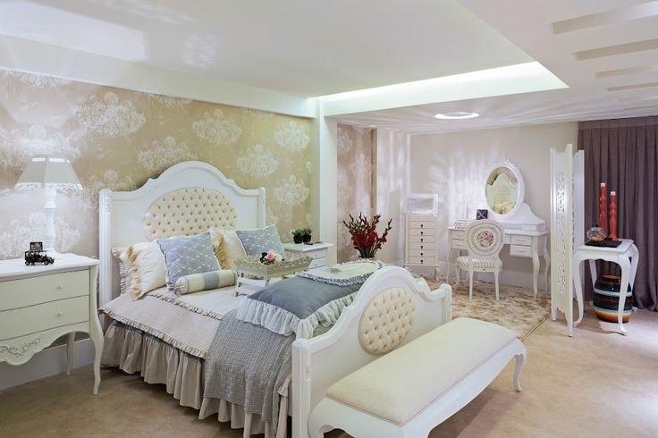 Estilo proven al romantico e cl ssico pesquisa google ideias para a casa pinterest Casas estilo romantico