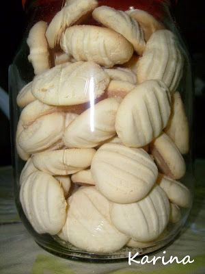 Biscoitinhos de Leite Condensado da Karina - Cookies, Bolachas, Cookie, Comidas e bebidas, presentes, brindes ...