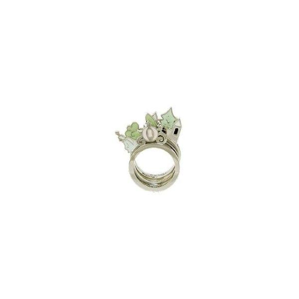 Disney Couture Cinderella Ring Set via Polyvore