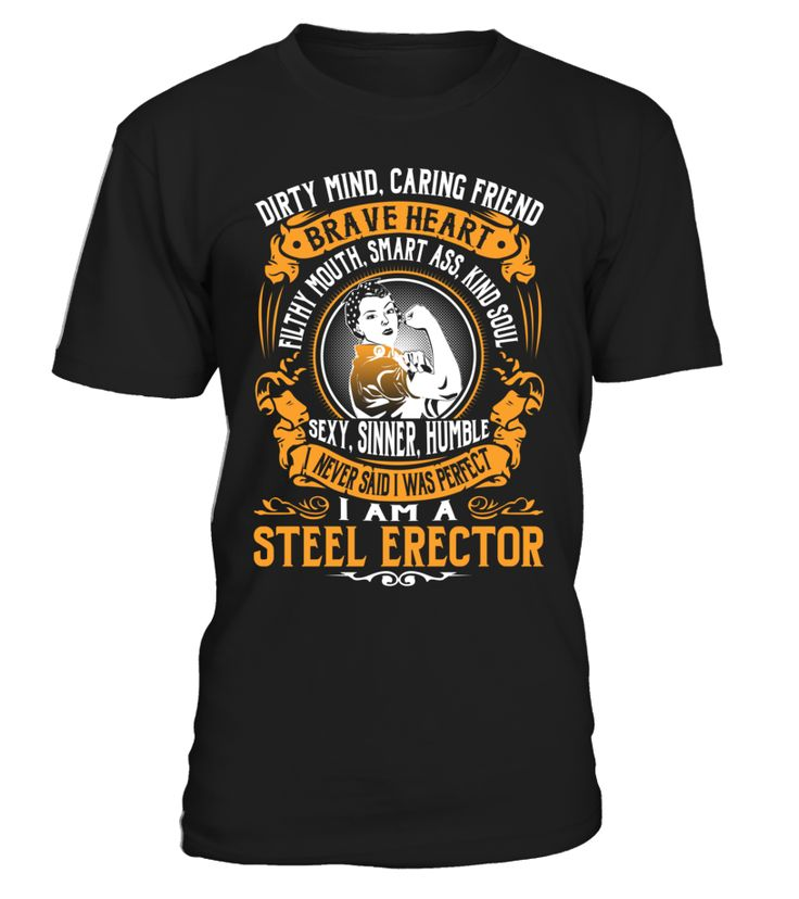 Steel Erector - I Never Said I Was Perfect #SteelErector