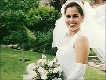 How beautiful she was on her wedding day; Laci Peterson Photos on Myspace