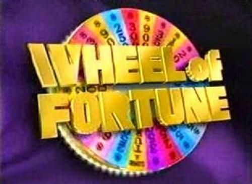 17 Best Images About Wheel Of Fortune On Pinterest