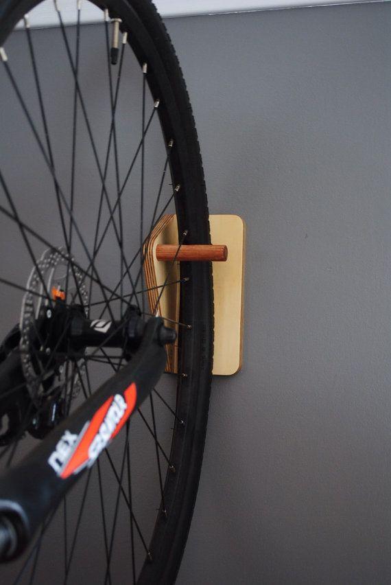 Bike rack by projectsbyaimee on Etsy