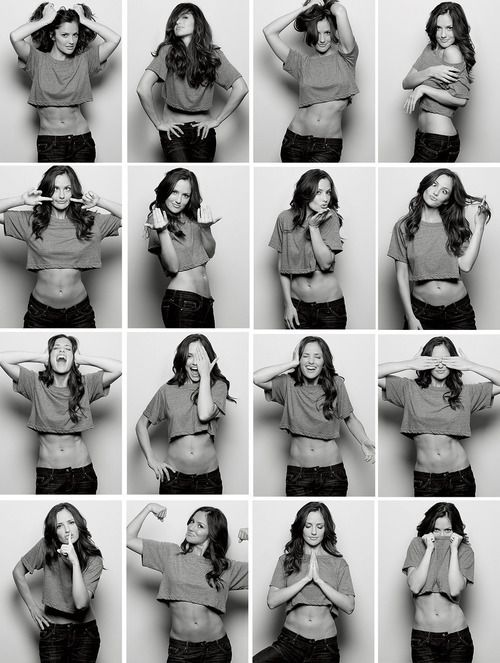 "Poses for Women... its just easier to say  "" do that one """