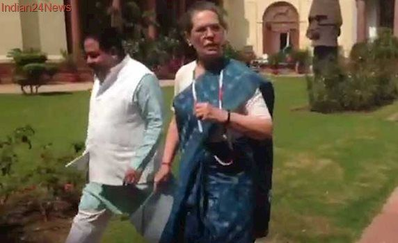 After No Show, Sonia Gandhi's Open Letter To Amethi-Raebareli Voters