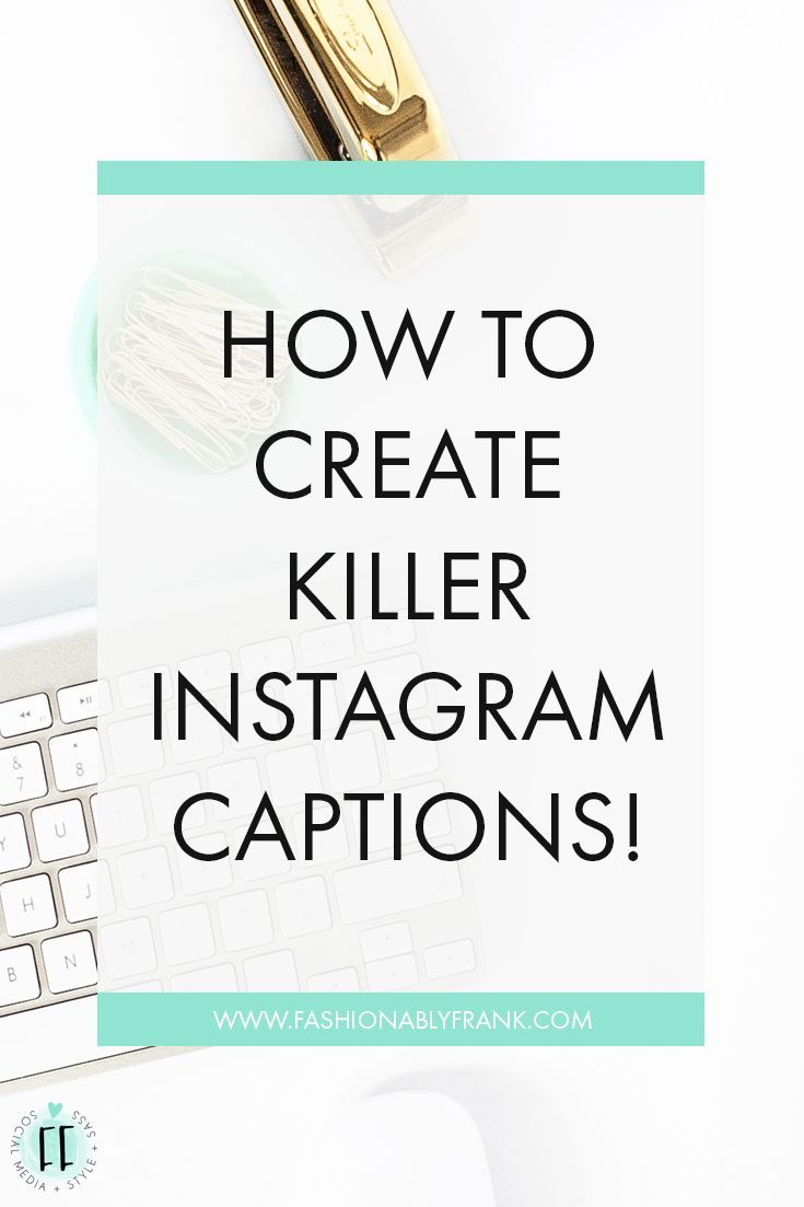 Make the Best Instagram Captions with Microblogging