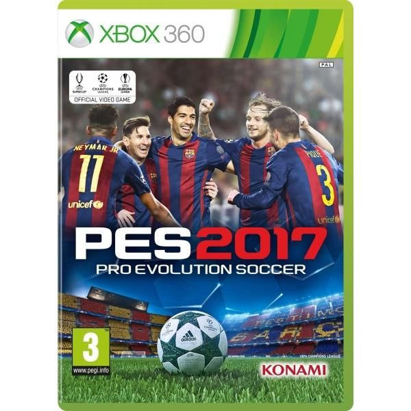 Pro Evolution Soccer 2017 Xbox 360 Game | http://gamesactions.com shares #new #latest #videogames #games for #pc #psp #ps3 #wii #xbox #nintendo #3ds