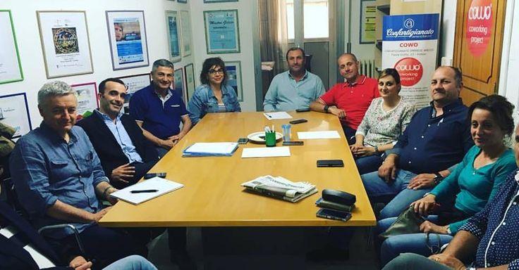 13/6/2016 - Prima Assemblea del COIMPAR il nuovo Consorzio di Edili Impiantisti di Confartigianato