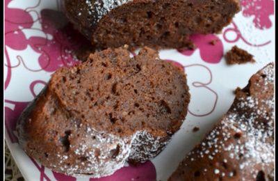 Couronne au Chocolat & Ricotta (sans beurre)