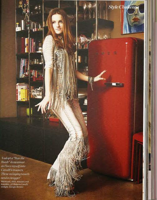 A Matter Of Style: DIY Fashion: Fringe-tastic DIY ideas