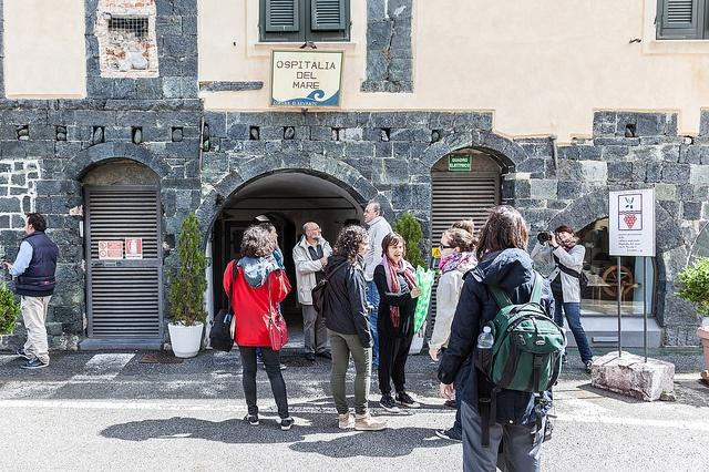 blogtour #levanto13 il museo della cultura materiale presso ospitalia del mare