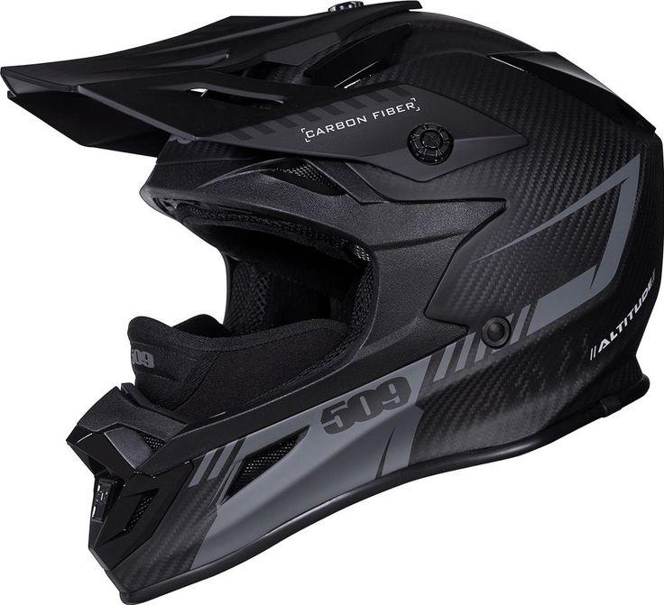 Altitude Carbon Fiber Helmet Black Ops