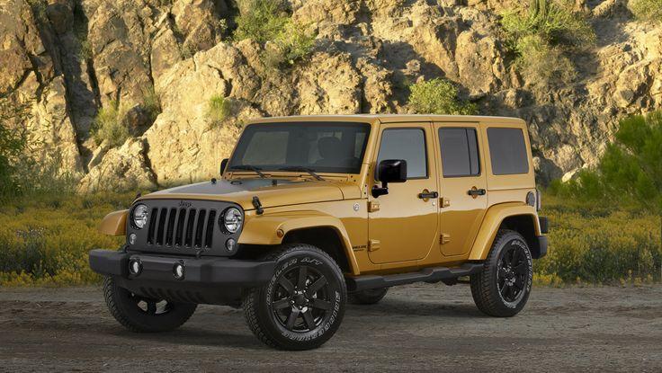 2014 Jeep Wrangler Altitude limitededition model 2017