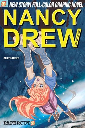 Nancy Drew Graphic Novel  #19 Cliffhanger