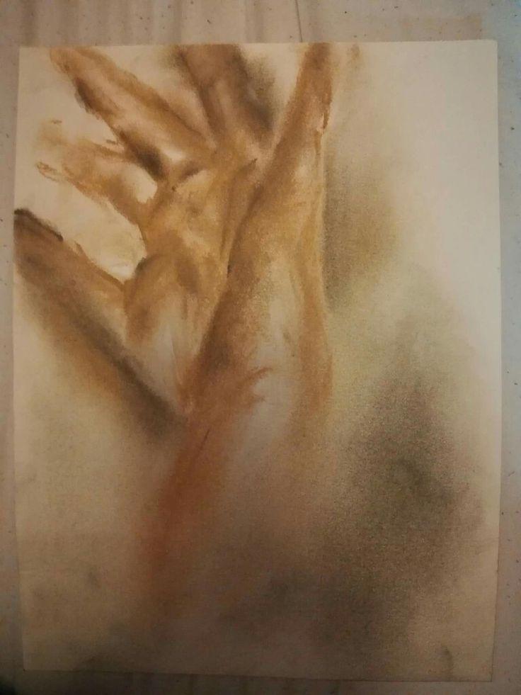 Kéztanulmány