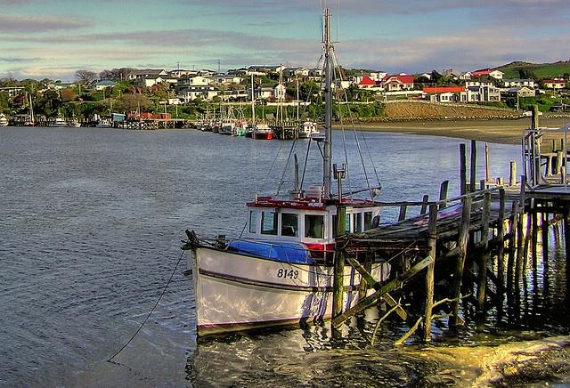 Riverton Boat Wharf by rustyalishere, via Flickr